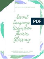 Sla Glossary for Impression