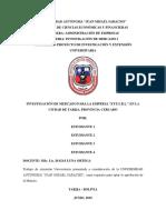 Proyecto de Investigación y Extensión Universitaria - Normal 2019