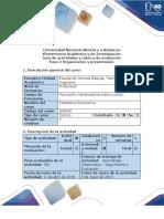 Guía de actividades y rúbrica de Evaluación - Paso 2- Organización y Presentación (3).docx