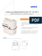 Informacion Tecnica G4 Cnx 1 1 4 Plg