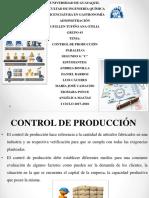 Control de Proudccion-grupo#3