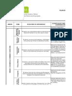 DAC RG 01 Planeación DH y Valores 2019-1