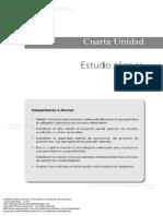 4 UNIDAD ESTUDIO TÉCNICO - Formulación y Evaluación de Proyectos M. CÓRDOBA