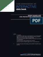 Databook Zener Diodes [SMD].pdf