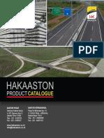 Brosur PT. Hakaaston 2018