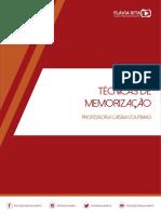 1492537756Texto - Tcnicas de Memorizao