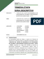 1. MEMORIA DESCRIPTIVA PRIMERA ETAPA.docx