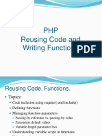PHP Functions1