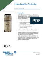 Ranger Pro Wireless Condition Monitoring Datasheet - 125M5237