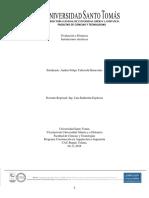 Evaluacion a Distancia  Instalaciones Electricas