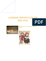 JUEGOS INFANTILES BOLIVIANOS
