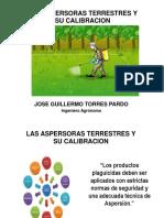 CALIBRACION DE ASPERSORES