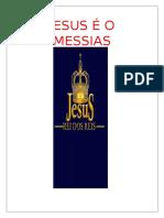 Jeusus é o Messias