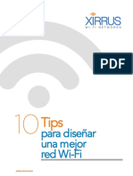 10 Tips Para Implementar Una Red Wi-Fi de Calidad Ver2