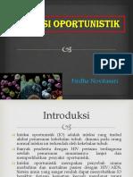 Infeksi Oppurtunistik (IO)
