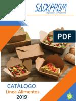 Catalogo empaques de alimento colombia