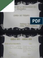 Historia de La Educacion Robinson Ruiz Para Domingo 19 de Marzo