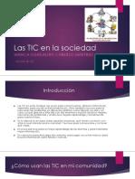 Las Tic en la sociedad.pptx