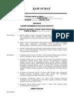 Contoh SK Kader Pemberdayaan Masyarakat.doc