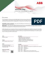 ABB Digital Transformer Day - Invitation Card (002)