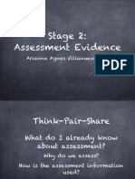 Stage 2 Assessment