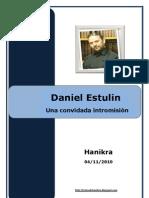 Daniel Estulin-Una convidada intromisión
