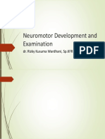 Neuromotor Development and Examination.pptx