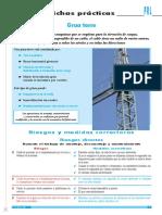 Grúas Torre - Seguridad