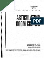 ASME B30.22-2000