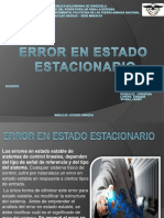 Error Estado Estacionario - Optimizacion [Autoguardado] (1)