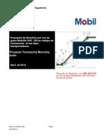 Propuesta de Beneficio Grasa Mobilith 220 en  chumaceras de faja transportadora.docx