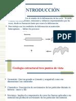 Deformación y Caracteristicas Pliegues