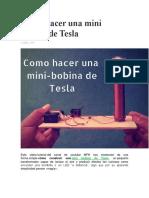 Cómo hacer una mini bobina de Tesla.docx