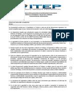 EVALUACIÓN DIPLOMADO ITEP AQP SEGURIDAD Y SALUD EN EL TRABAJO.docx