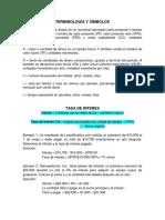 Tema I Formulario y Ejercicios a Resolver (1)