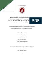 Fase Monitoreo y Evaluacion de Proyectos Victor Garcia