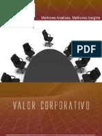 Dom Strategy Partners - Valor Corporativo - Melhores Analises, Melhores Insights - 35p