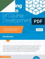 Guide - Building Blocks for Course Development