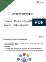 Direccion Estrategica (Online) - Sesión 3-4 MPM