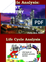 Life Cycle Analysis of Cement Industry.ppt