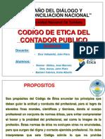 Etica Del Contado Publico