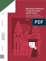 Booklet Beasiswa Perguruan Tinggi Utama Dunia Tahun 2019