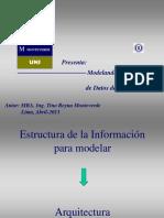Analisis modelamiento de datos