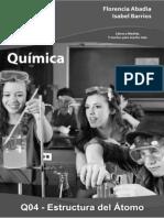Q04 Estructura Del Atomo