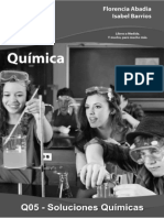 Q05 Soluciones Quimicas
