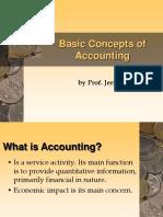 Accounting Presentation COUNTPA