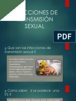 enfermedades de transmisión sexual(ETS)