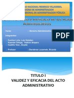 VALIDEZ Y EFICACIA DEL ACTO ADMINISTRATIVO.pptx