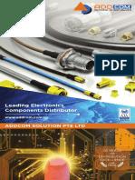 Addcom Product Line Card