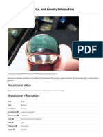 Bloodstone Value, Price, And Jewelry Information - International Gem Society